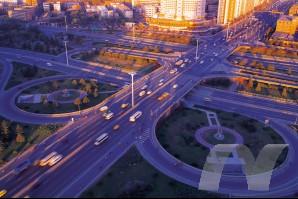北京四环高架桥