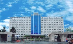 唐山市政府办公大楼