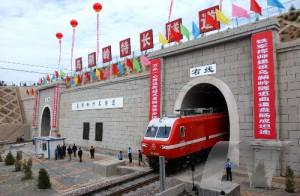 铁路乌鞘岭隧道